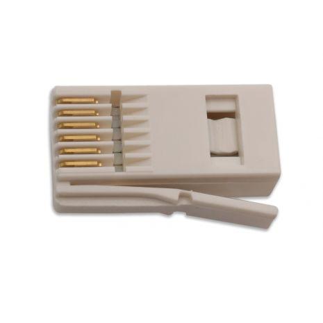 White Plug, 6 Groove
