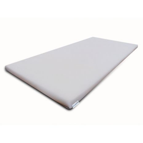 Breathe-zy Anti Suffocation Mattress Topper - SINGLE BED size.