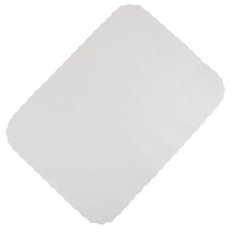 Tray Cover, White