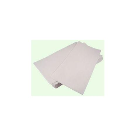 Tablecloths, White - 250 Pack