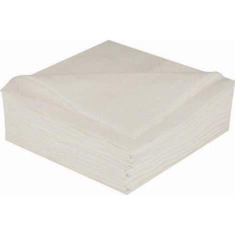 Napkins, 2-ply - 33 x 33cm - White