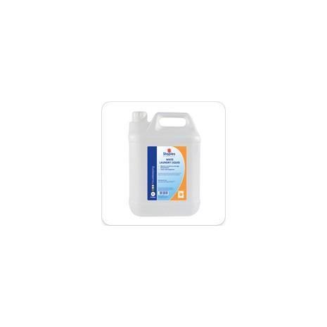 Laundry Liquid - White (Opaque) - 2 x 5 Litre