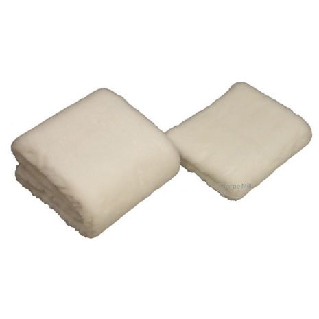 Fleece - 100% Polyester, Hospital Quality