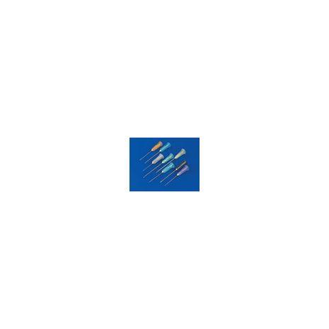 "BD Microlance™ Hypodermic Needles, 16 G (white), 40 mm, 1½"", regular bevel, sterile, latex free. 300637"