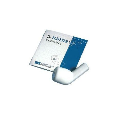 Flutter Mucus Clearing Device