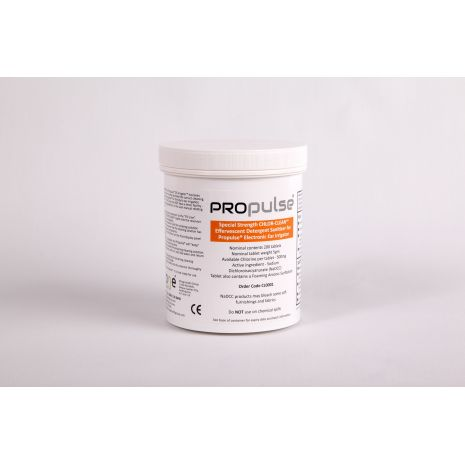 Propulse Chlor Clean Cleaning Tablets