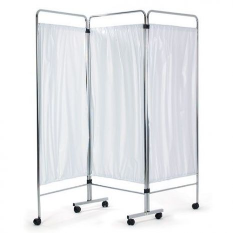 Ward Screen with vinyl curtains