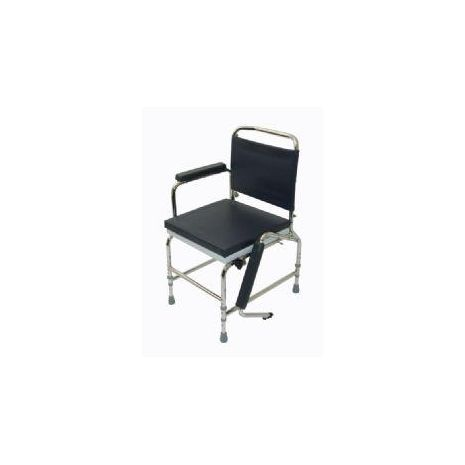 Adjustable Height Static Commode