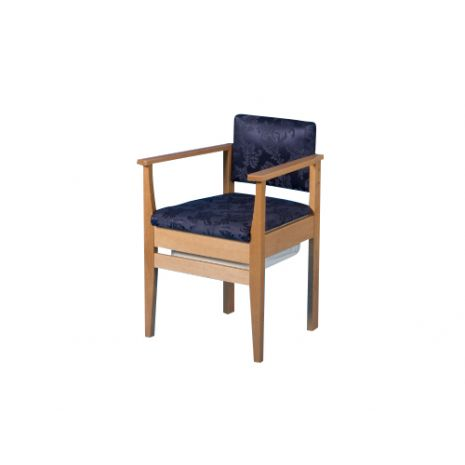Deluxe Commode - Navy