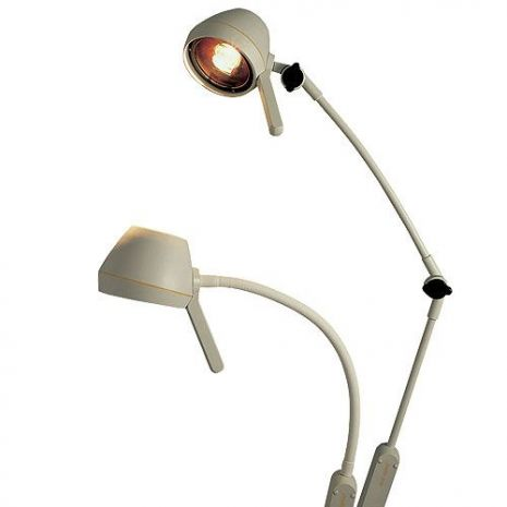 Provita 50 Watt Examination Lamp with Flexible Gooseneck Arm