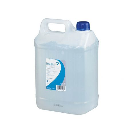 Ultrasound Gel - 5 Litre Container (Clear or Blue)