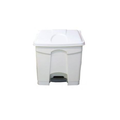 30L Step-On Waste Container - VARIOUS COLOURS