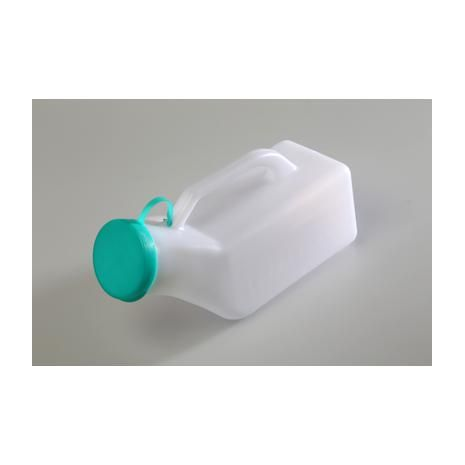Male Urinal Bottle, with handle
